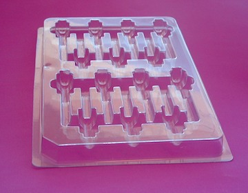 We have materials for your tray to match your process/product needs.